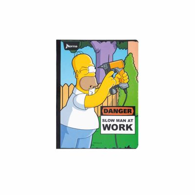 Cuaderno-Simpsons