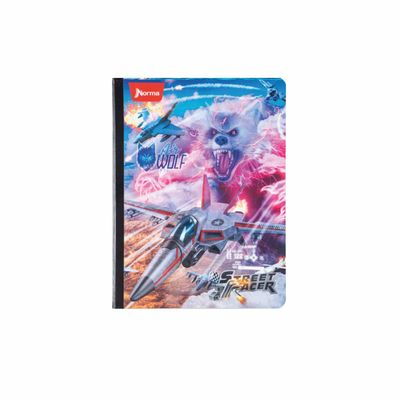 Cuaderno-Street-Racer
