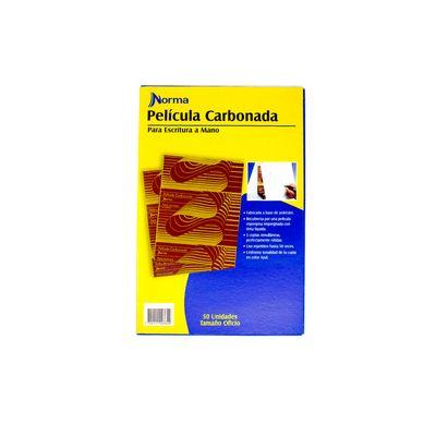 Pelicula-Carbonada-Azul-Oficio--Pqt-X-50-Und