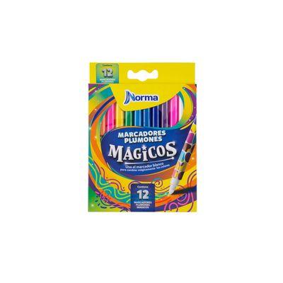 Marcadores-Magicos-X-12