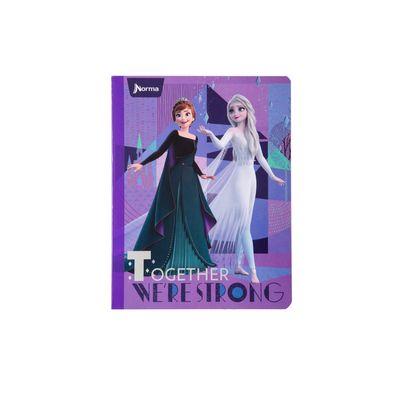 Cuaderno-Norma-Frozen-Sisters