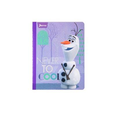 Cuaderno-Norma-Frozen-Olaf
