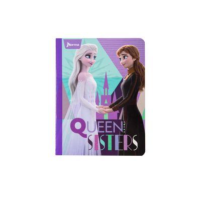Cuaderno-Norma-Frozen-Queen-Sisters