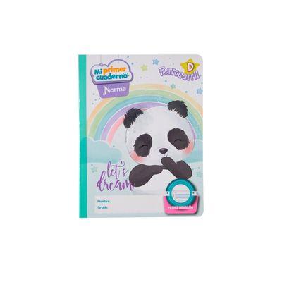 Cuaderno-Norma-Mi-Primer-Cuaderno-D-Oso-Panda