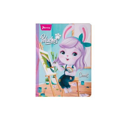 Cuaderno-Norma-Peluches--Connis-Pintora