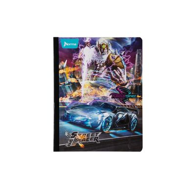 Cuaderno-Norma-Street-Racer