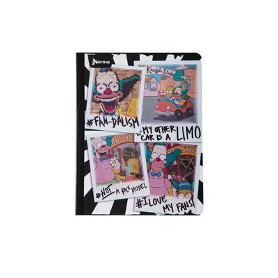 Cuaderno-Norma-Los-Simpsons