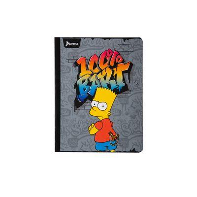 Cuaderno-Norma-Los-Simpsons-Bart