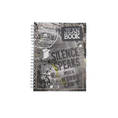 Cuaderno-Jean-Book-Silence-Speaks