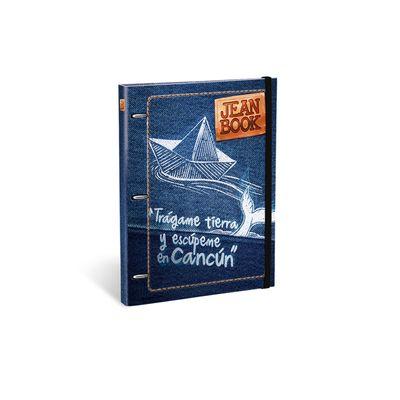 Pasta-Argolla-Jean-Book