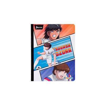 Cuaderno-Norma-Capitan-Tsubasa