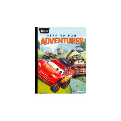 Cuaderno-Norma-Cars